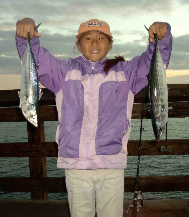 It s a family thing for Ventura pier fishing