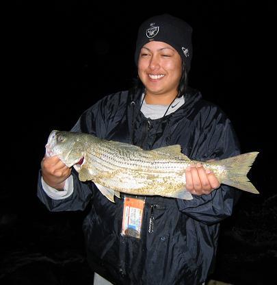 Pt. Pinole Pinole Striped Bass 2006