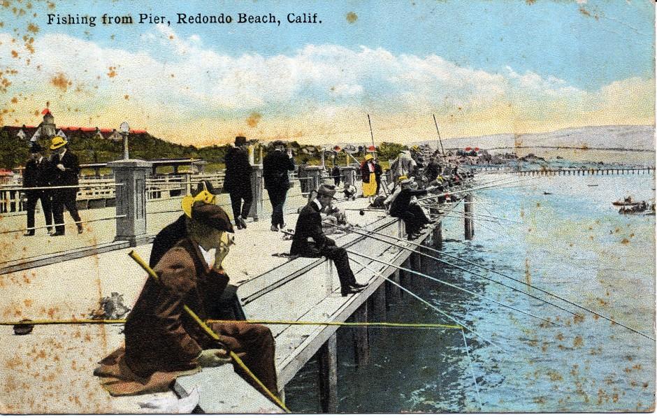 Redondo Pleasure Pier 1922