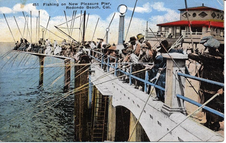 Redondo Pleasure Pier 1923