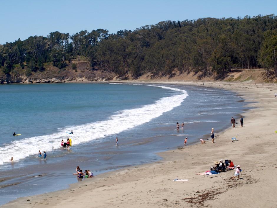 San Simeon Beach