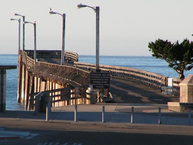Cayucos_Pier_morning