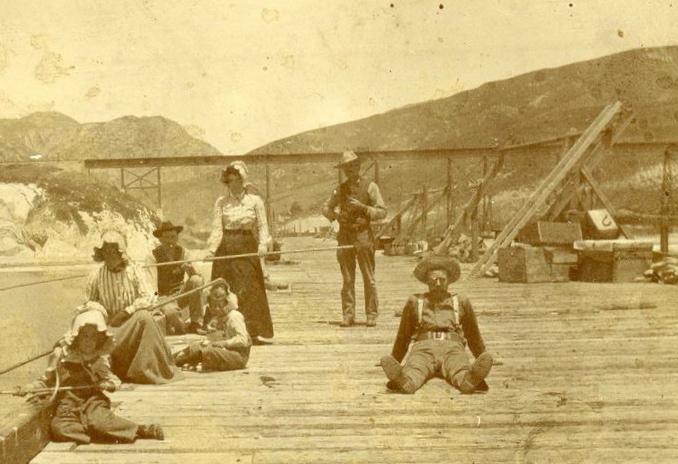 Gaviota Pier (old)