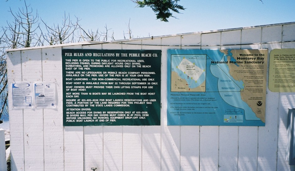 Stillwater_Cove_Pier_Rules_2005