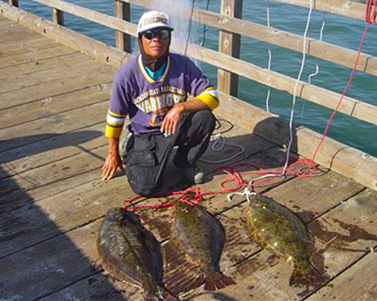 Halibut1_1_Stan_the_Man_Candlestick_Pier_2003