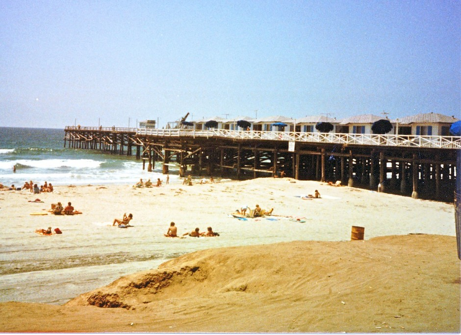 Crystal pier 1970s 2 for Crystal pier fishing