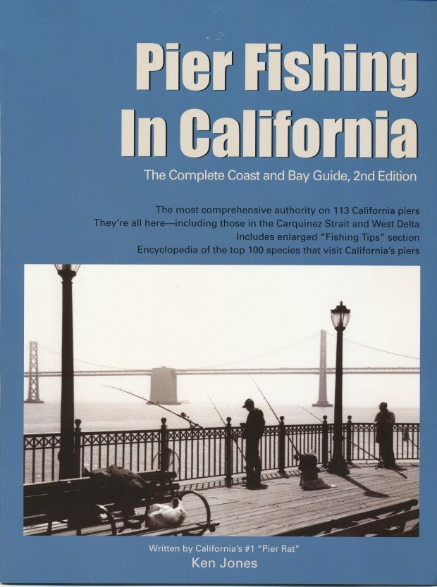 Reviews of pier fishing in california 2nd edition for Pier fishing tips