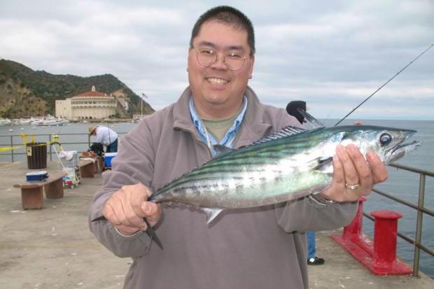 Pier Fish of Catalina Island