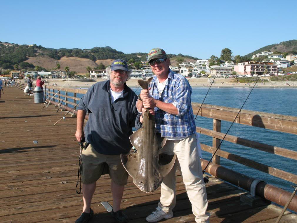Category archives pierfishing for Pacifica pier fishing report
