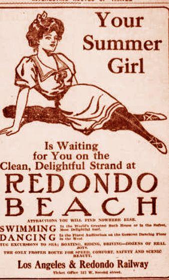 1910_Redondo_Girl