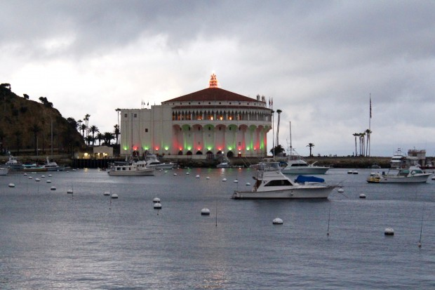 Avalon at Christmas Time