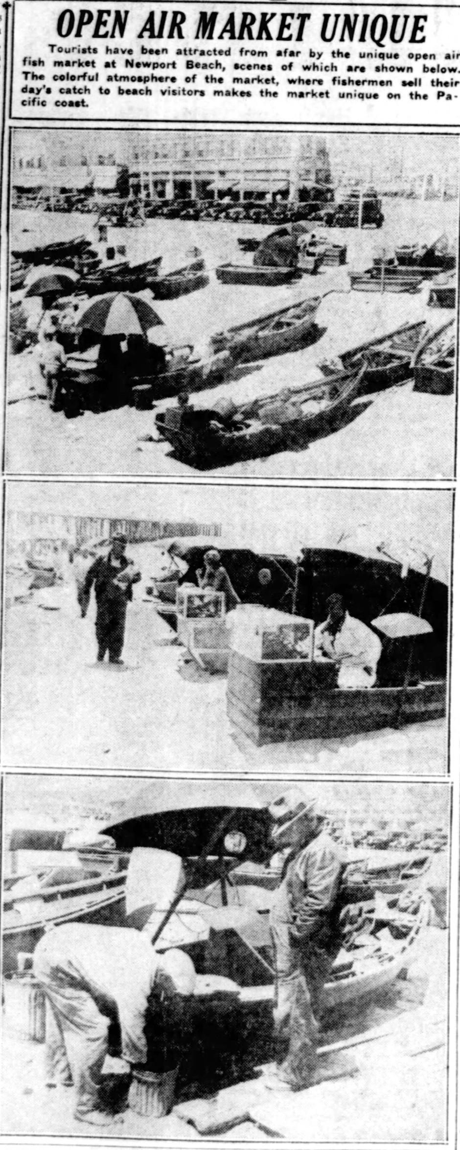 1935.2.21_Newport Dory Fleet