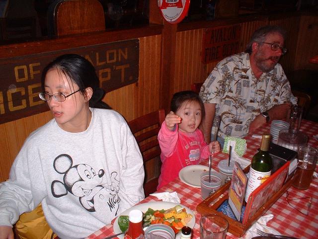 Cat_2005_Dinner6_Dora.Amanda