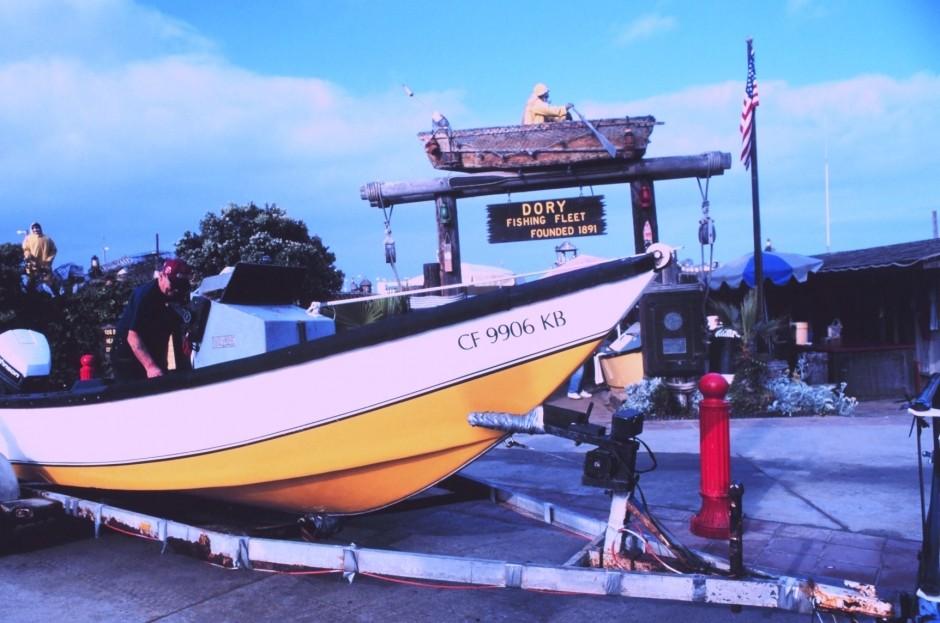 Newport_Dory_1997_Boat