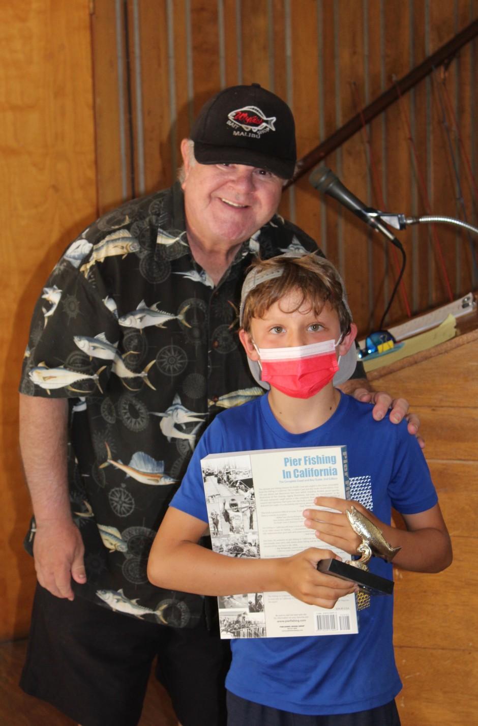 2021.8.28_Marin R&G_Kids.Derby.100_8-year-old Parker Brock